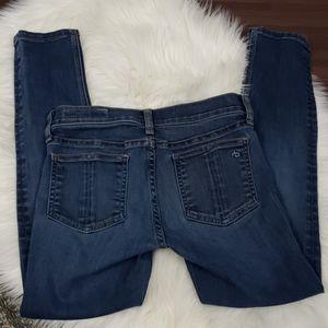 Like New Rag & Bone Bedford Skinny Jean